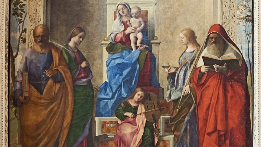 Giovanni Bellini-The Late Years