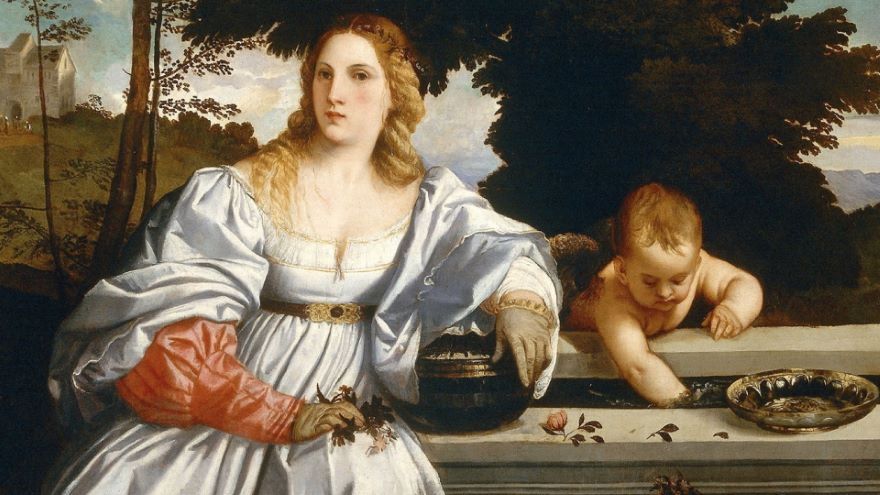 Titian-The Early Years