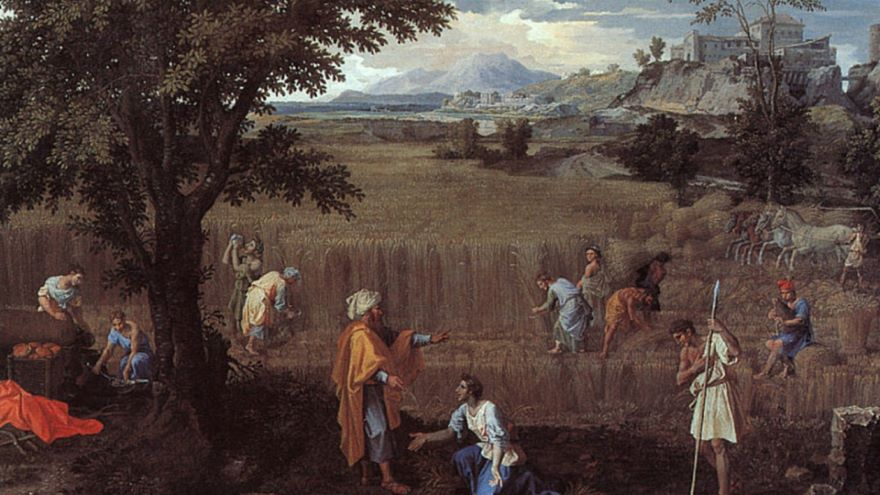 Claude and Poussin-French Painters in Rome