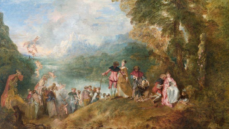 Watteau and Chardin