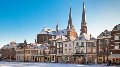 Art in Delft