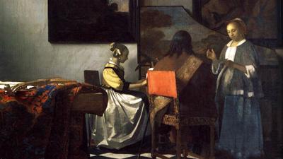 Johannes Vermeer, c. 1660–65