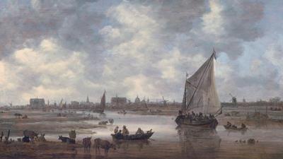 Landscapes of Jan van Goyen and Rembrandt