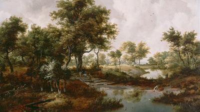 Dutch Landscape Painting until 1689