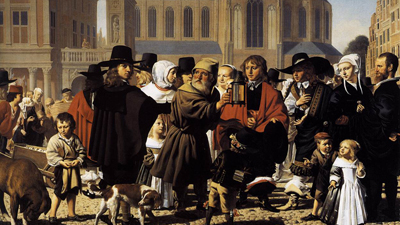 The Moral of the Story—History Painting