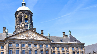 The Decoration of the Amsterdam Town Hall