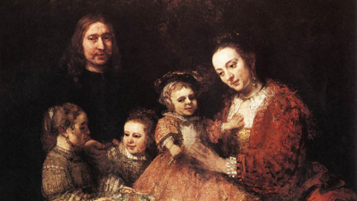 Rembrandt's Last Years