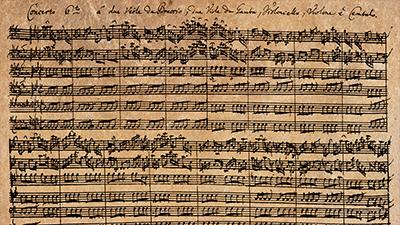 Vivaldi, Bach and the Concerto, Part II-Bach Violin Concerto No. 2 in E Major (cont.)