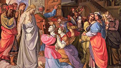 Bach and Opera, Part I-Cantata No. 140 Wachet auf, uns ruft die stimme
