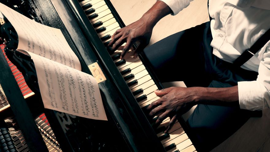 American Piano, Ragtime, and Early Jazz