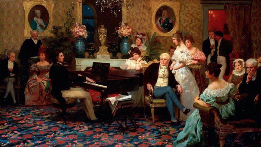 Chopin-Ballade in G Minor, Op. 23