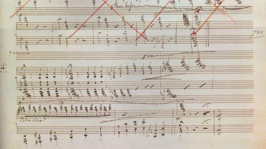 Liszt-Sonata in B Minor