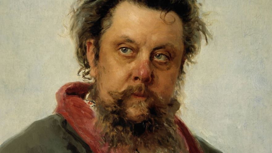 Mussorgsky-Pictures at an Exhibition