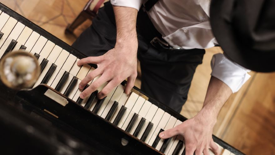 Copland-Piano Variations