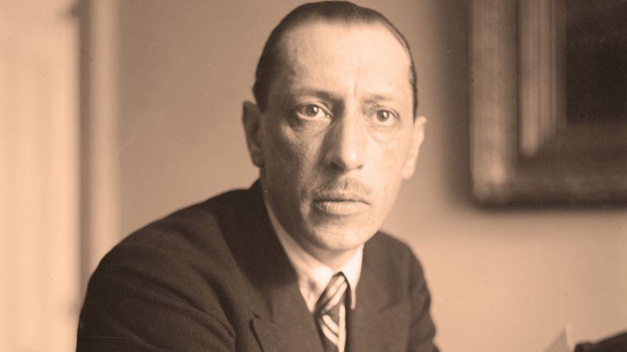 Stravinsky-The Rite of Spring