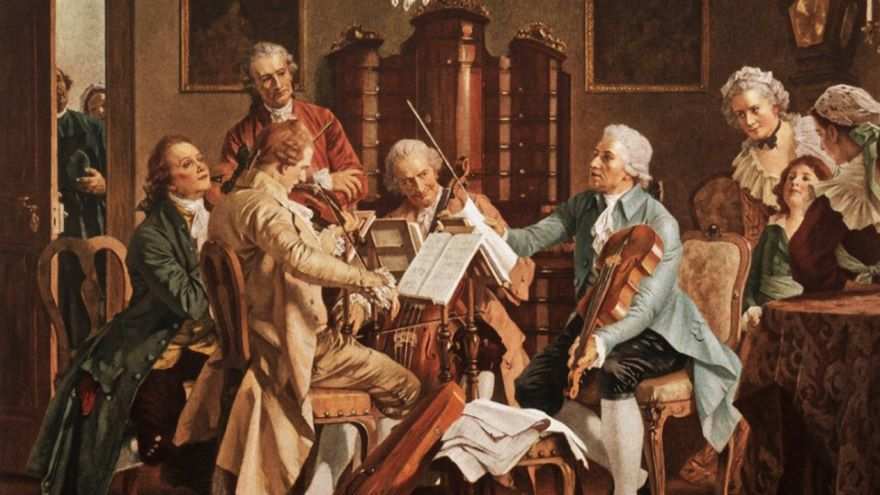 Haydn: Mass in the Time of War (1797)