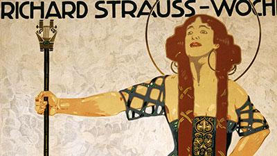 Late Romantic German Opera-Richard Strauss and Salome