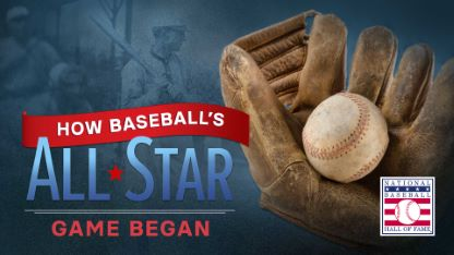 Game of the Century: How Baseball's All-Star Game Began