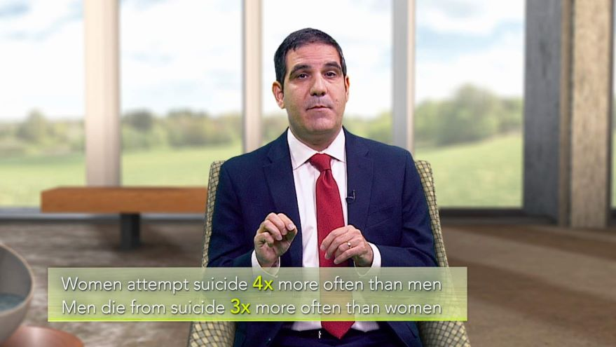 Who Dies by Suicide?
