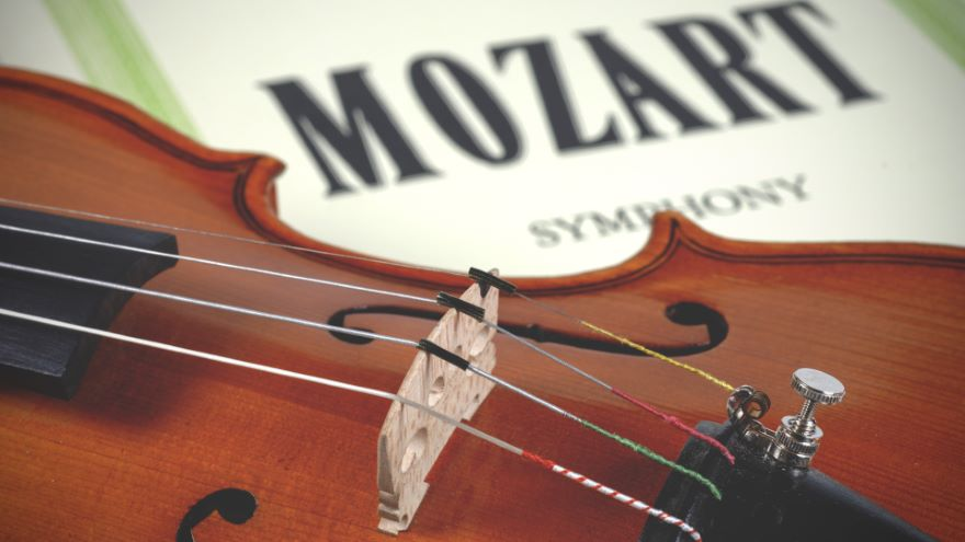 Mozart the Composer—The Early Music