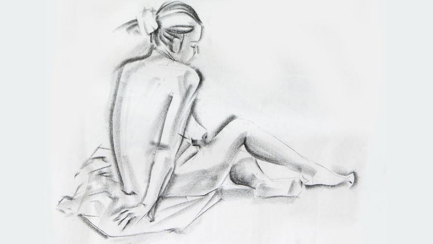 Drawing-Dry, Liquid, and Modern Media