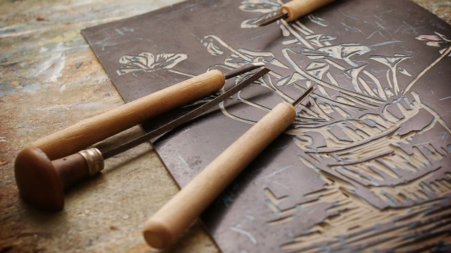 Printmaking-Relief and Intaglio