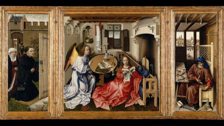 Northern Renaissance-Devil in the Details