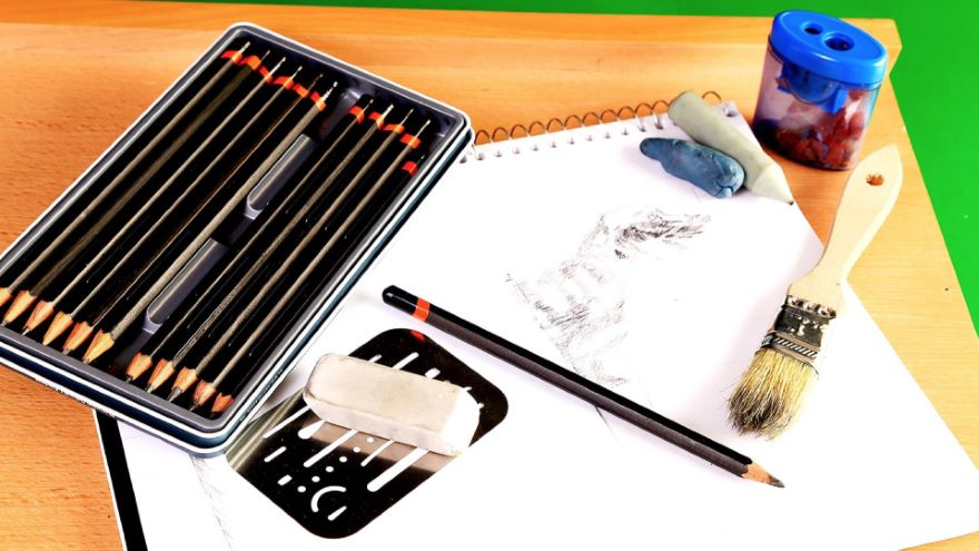 Drawing Materials for Line