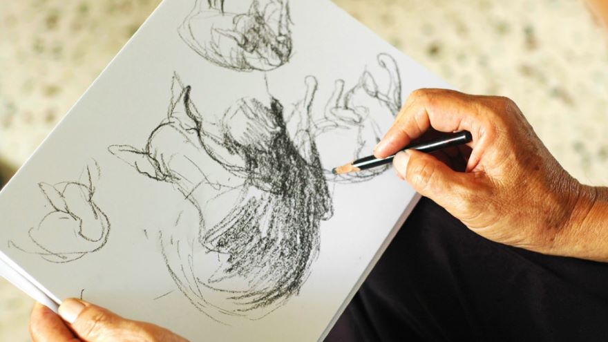 Line and Shape: Line Attributes and Gesture