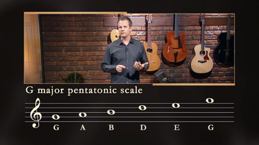 The Pentatonic Scale