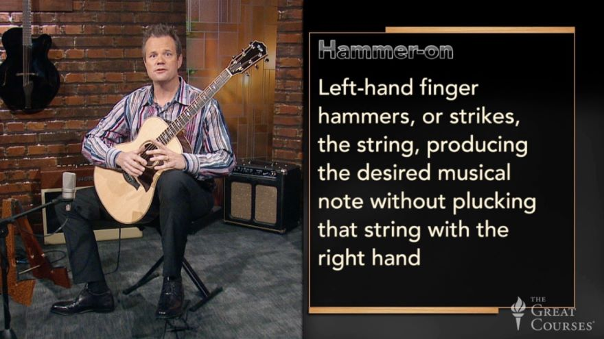 Legato and Power Chords