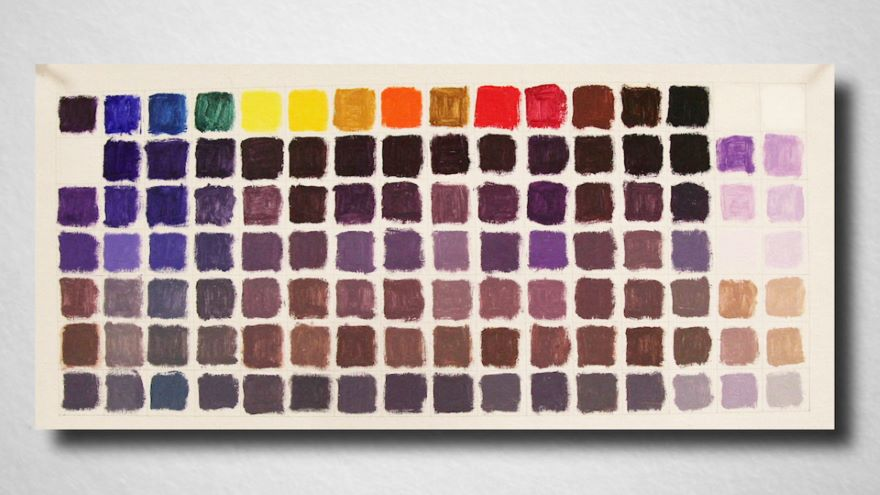 Color: Theory and Exercises
