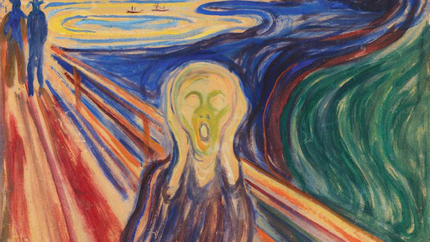 Nighthawks,The Scream,and Other Projects