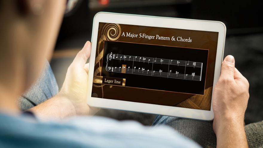Major Chords and Simple Accompaniment