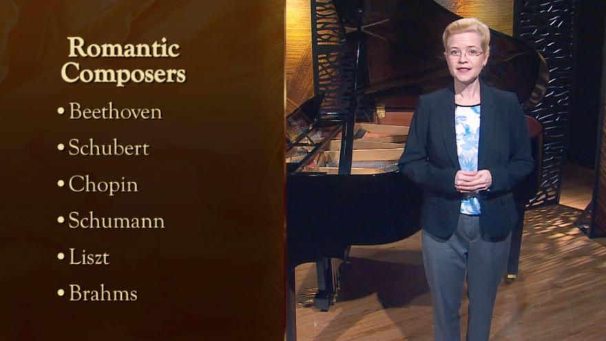 The Romantic Period and Seventh-Chord Arpeggios