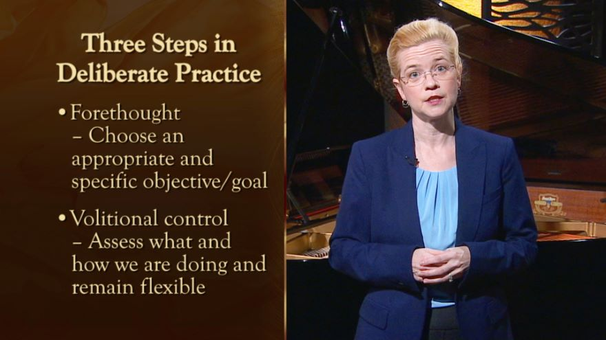 Deliberate Practice and Learning Music