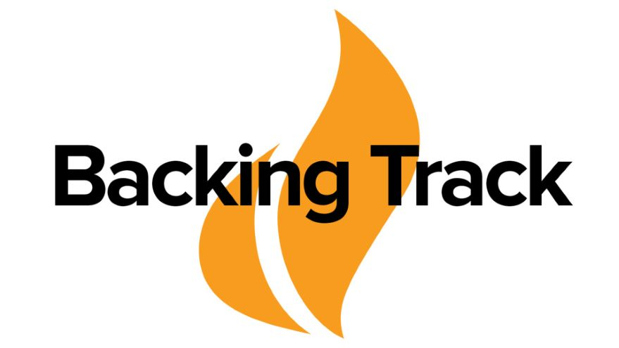 Hot Lava Backing Track - Lead
