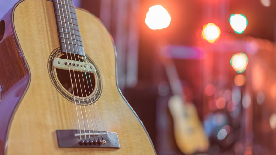 Barnhill's Blues: Going Acoustic like Clapton