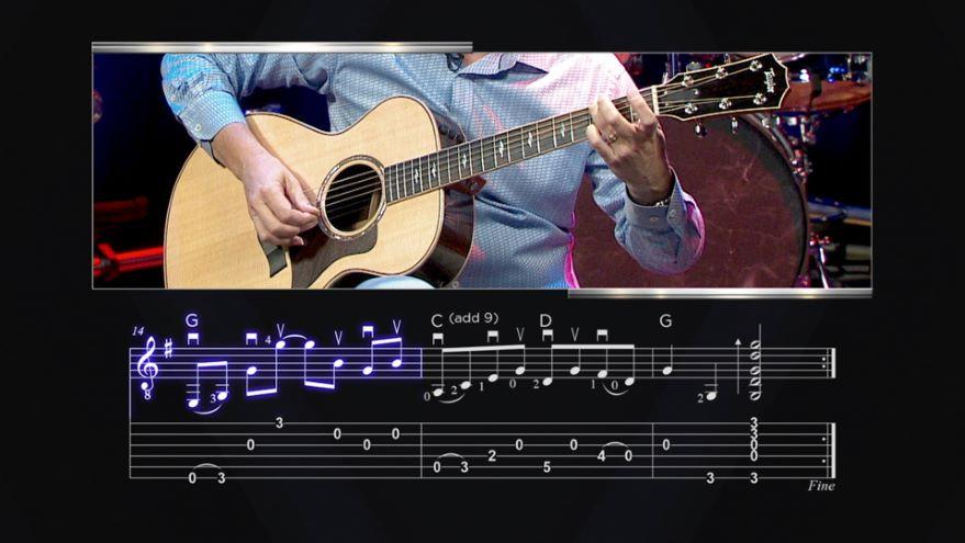 Gog Magog: Bluegrass and Flatpicking