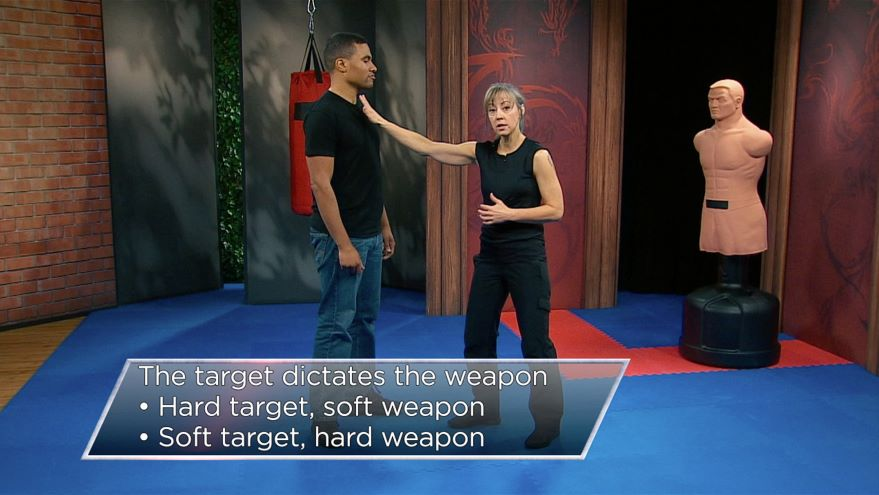 Natural Targets on the Human Body