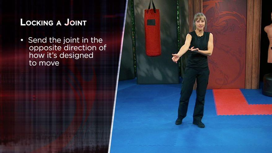 Joint Locks in Self-Defense