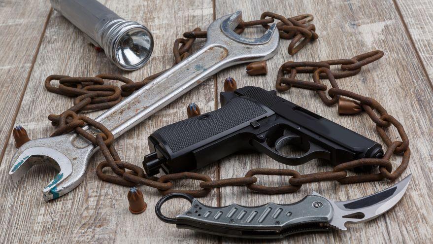 Weapons in Self-Defense