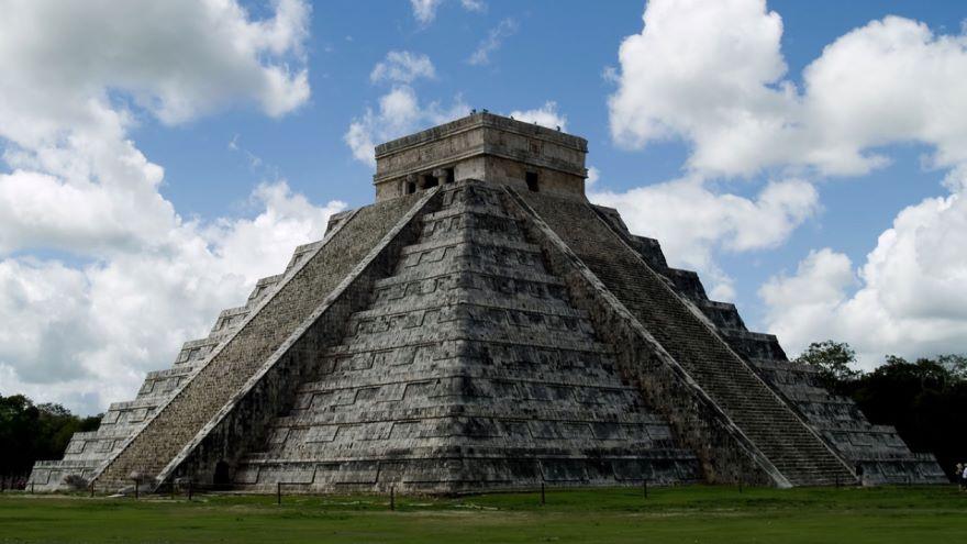 Great Ziggurat at Ur-Ancient Architecture