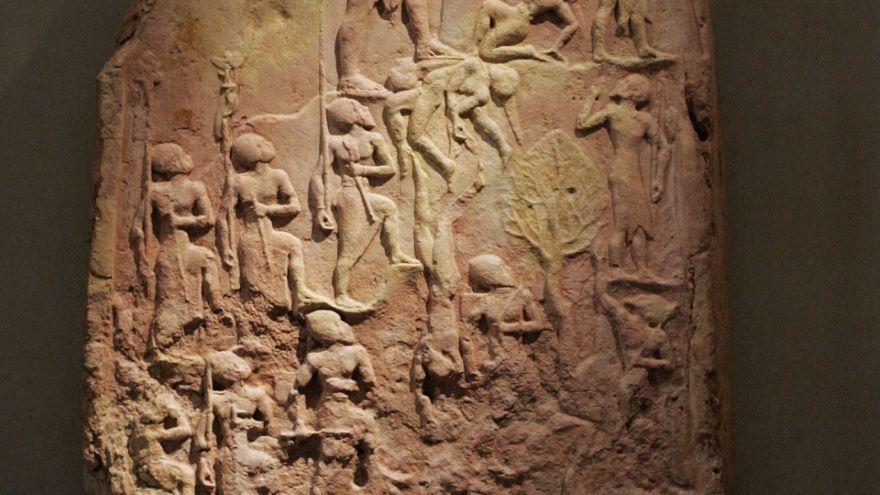 Victory Stela of Naram-Sin of Akkad