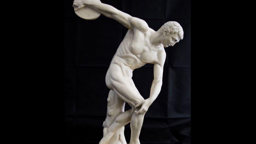 Discobolus-Motion in Sculpture