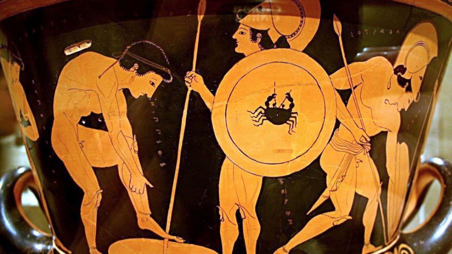 Greek Vase Painting-