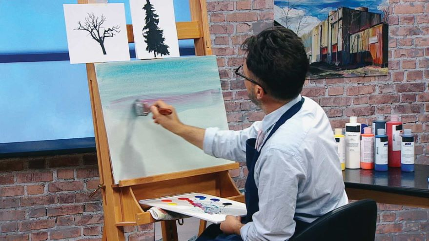 Getting Started: Surfaces and Brushwork