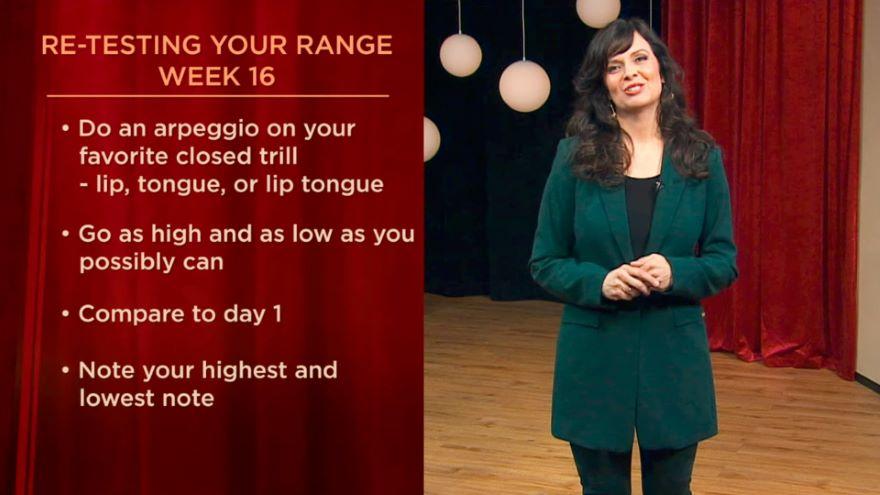 Maximizing Your Vocal Range