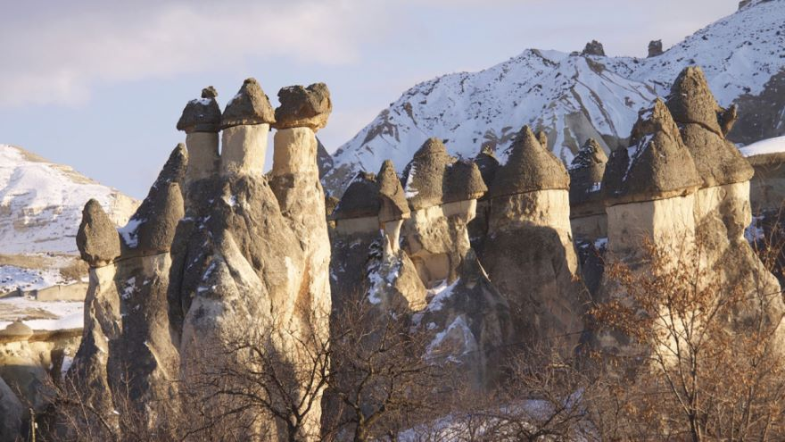 The Cave Churches of Cappadocia
