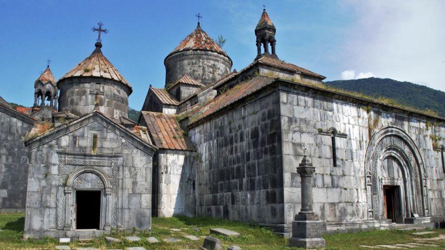 The Churches of Armenia